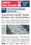 Hospodárske noviny 12.08.2019