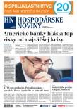Hospodárske noviny 19.04.2018