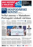 Hospodárske noviny 14.11.2018