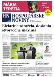 Hospodárske noviny 10.11.2017