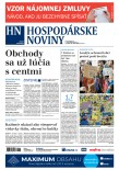 Hospodárske noviny 22.10.2018