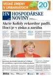 Hospodárske noviny 16.08.2018