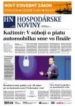 Hospodárske noviny 23.05.2018