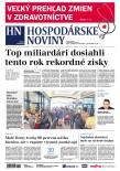 Hospodárske noviny 29.12.2017
