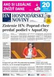 Hospodárske noviny 19.02.2019