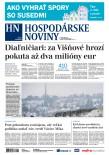 Hospodárske noviny 17.01.2018