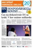 Hospodárske noviny 25.09.2018