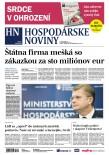 Hospodárske noviny 13.10.2017