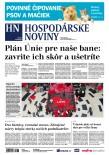 Hospodárske noviny 14.02.2018