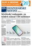 Hospodárske noviny 12.09.2017
