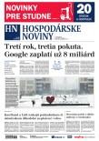 Hospodárske noviny 21.03.2019