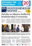 Hospodárske noviny 18.10.2018