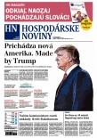 Hospodárske noviny 20.01.2017