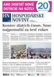 Hospodárske noviny 15.08.2019