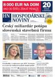 Hospodárske noviny 14.02.2019