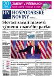 Hospodárske noviny 12.01.2017