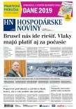 Hospodárske noviny 11.02.2019