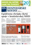 Hospodárske noviny 20.02.2018