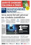 Hospodárske noviny 03.08.2018