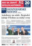 Hospodárske noviny 14.05.2019