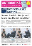 Hospodárske noviny 14.12.2018