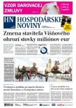 Hospodárske noviny 24.09.2018
