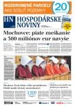 Hospodárske noviny 14.06.2018
