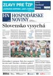 Hospodárske noviny 15.07.2019