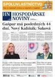 Hospodárske noviny 18.04.2018