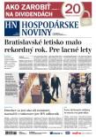 Hospodárske noviny 11.01.2018