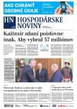 Hospodárske noviny 10.01.2018