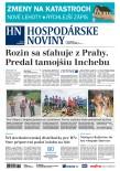 Hospodárske noviny 9.7.2018