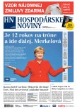 Hospodárske noviny 25.09.2017