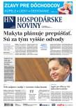 Hospodárske noviny 03.01.2018