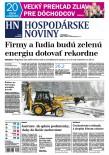 Hospodárske noviny 05.01.2017
