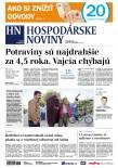 Hospodárske noviny 14.11.2017
