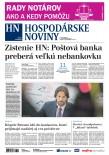 Hospodárske noviny 08.08.2018