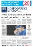 Hospodárske noviny 13.11.2018