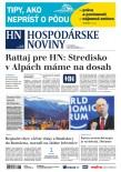 Hospodárske noviny 23.01.2019