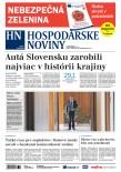 Hospodárske noviny 10.08.2018