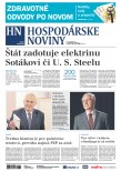 Hospodárske noviny 15.01.2018