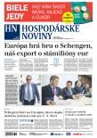 Hospodárske noviny 29.06.2018