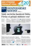 Hospodárske noviny 02.08.2018
