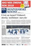 Hospodárske noviny 8.3.2018