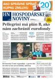 Hospodárske noviny 19.09.2017