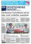 Hospodárske noviny 30.08.2016