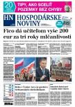 Hospodárske noviny 25.07.2017
