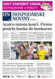 Hospodárske noviny 11.7.2018