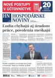 Hospodárske noviny 15.01.2019