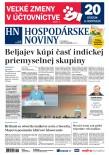 Hospodárske noviny 11.12.2018